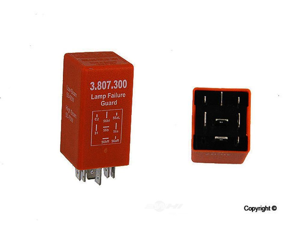 K.A.E. -  Exterior Light Bulb Check Relay - WDX 835 46001 303