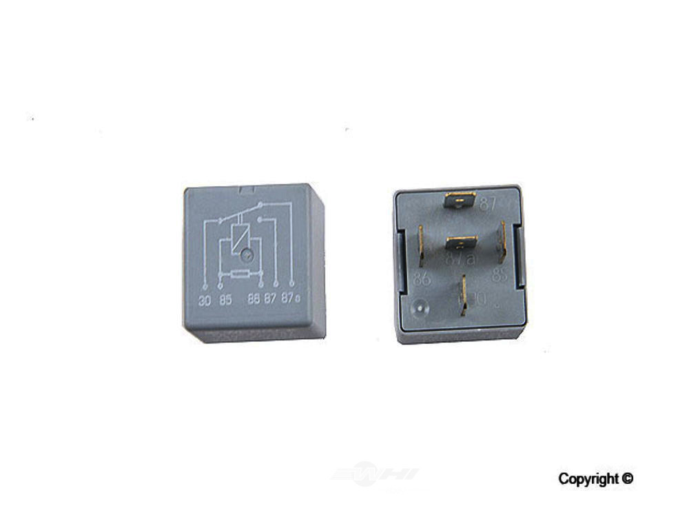 Wehrle -  ABS Relay ABS Relay - WDX 835 54029 391