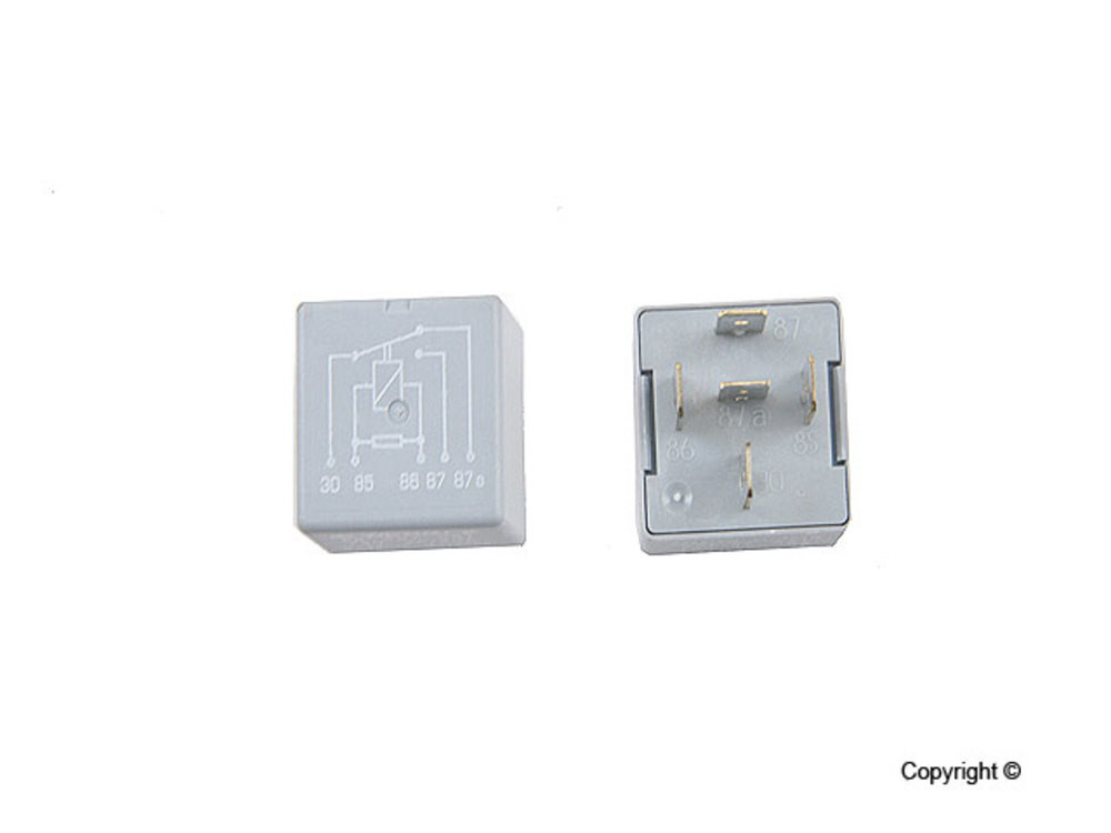 WD EXPRESS - Wehrle ABS Relay ABS Relay - WDX 835 54029 391