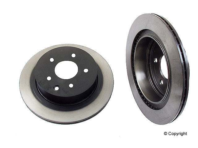 Kiriu - Kiriu Disc Brake Rotor - WDX 405 38084 051