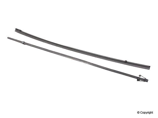 Bosch Micro Edge - Bosch Micro Edge Windshield Wiper Blade Refill - WDX 891 53003 428