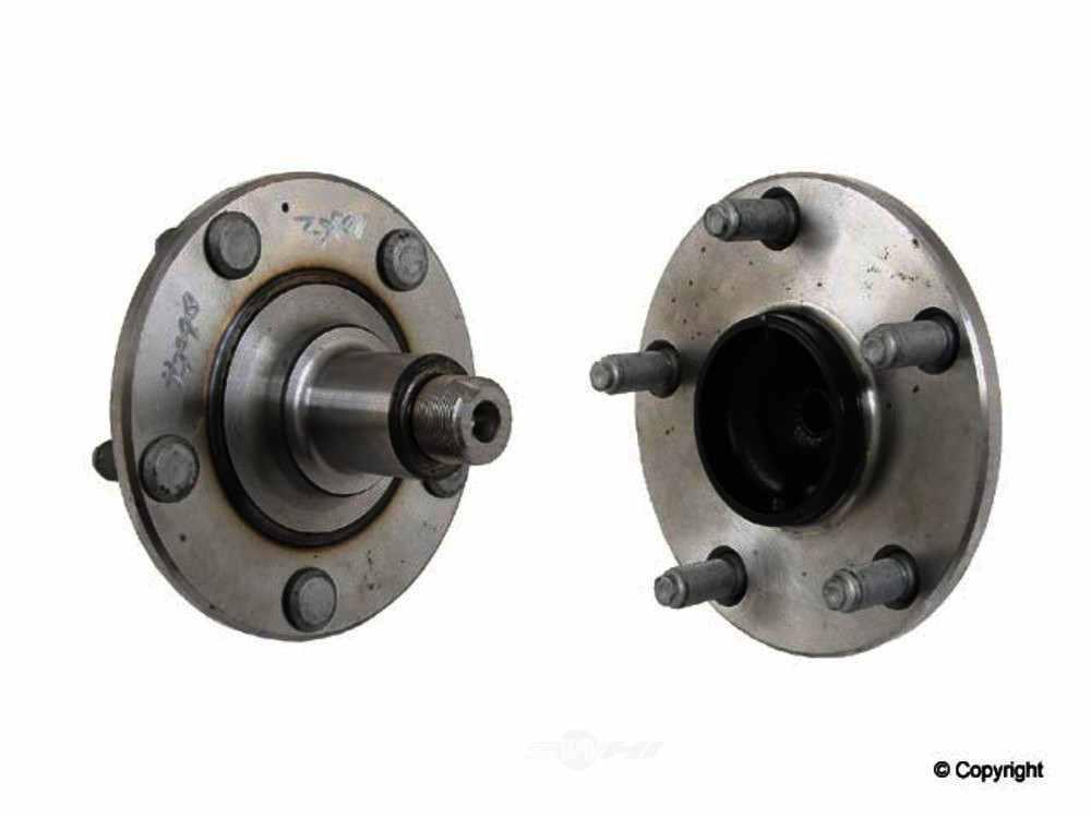 Genuine -  Axle Hub (Front) - WDX 397 51035 001