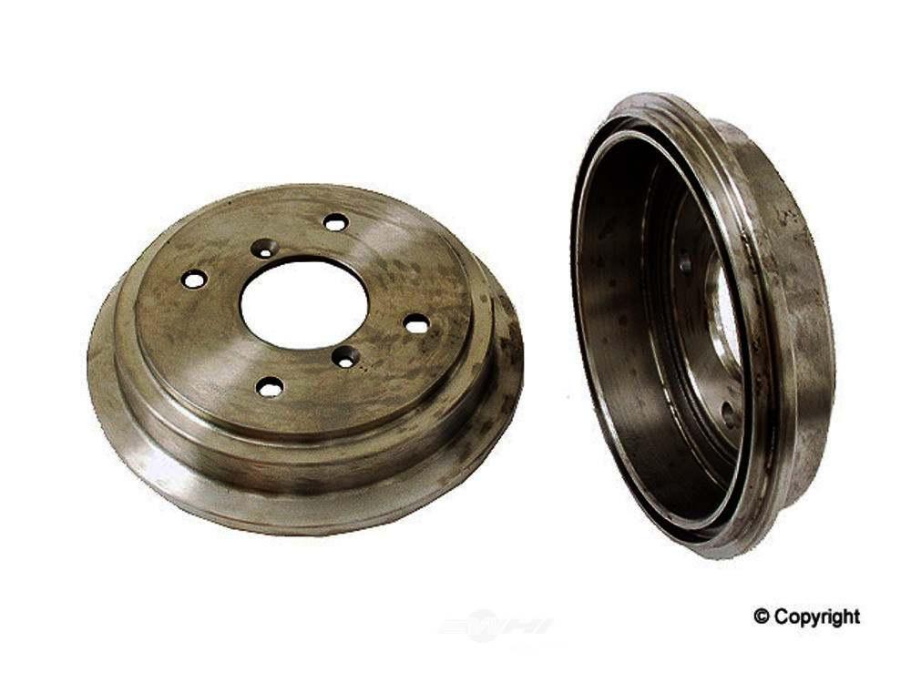 BPI -  Brake Drum - WDX 406 50005 562