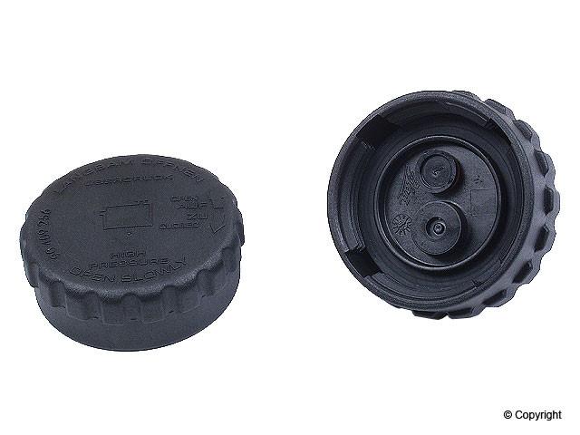 Blau - Blau Engine Coolant Recovery Tank Cap - WDX 118 46010 246