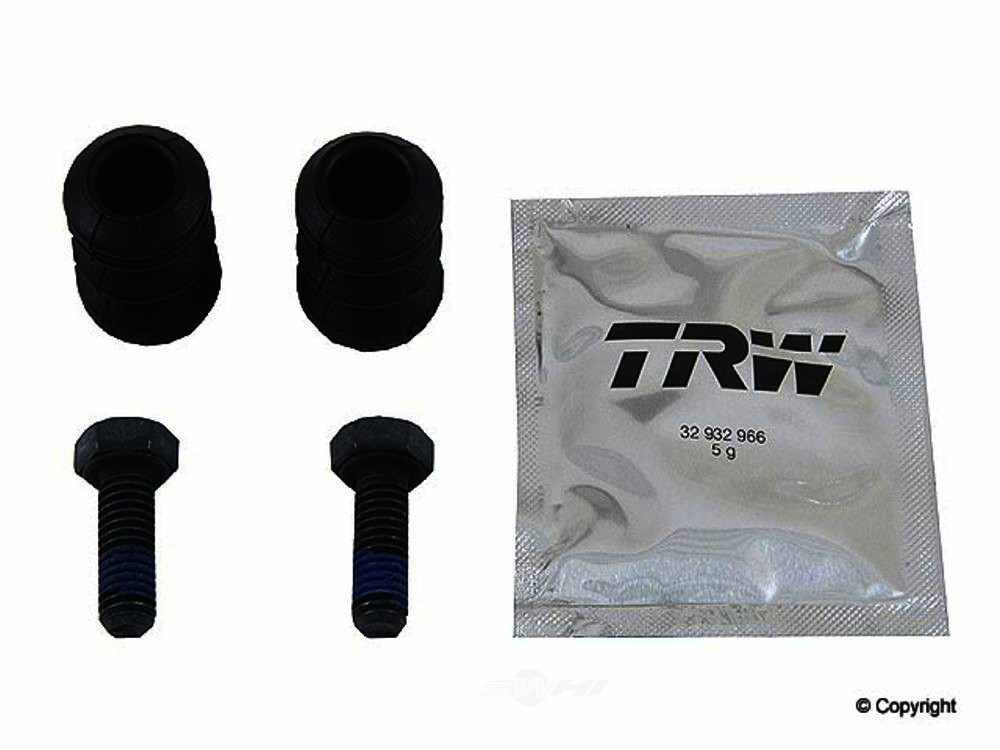TRW -  Disc Brake Caliper Guide Pin Boot Kit Disc Brake Caliper Guide Pin B - WDX 544 54036 381