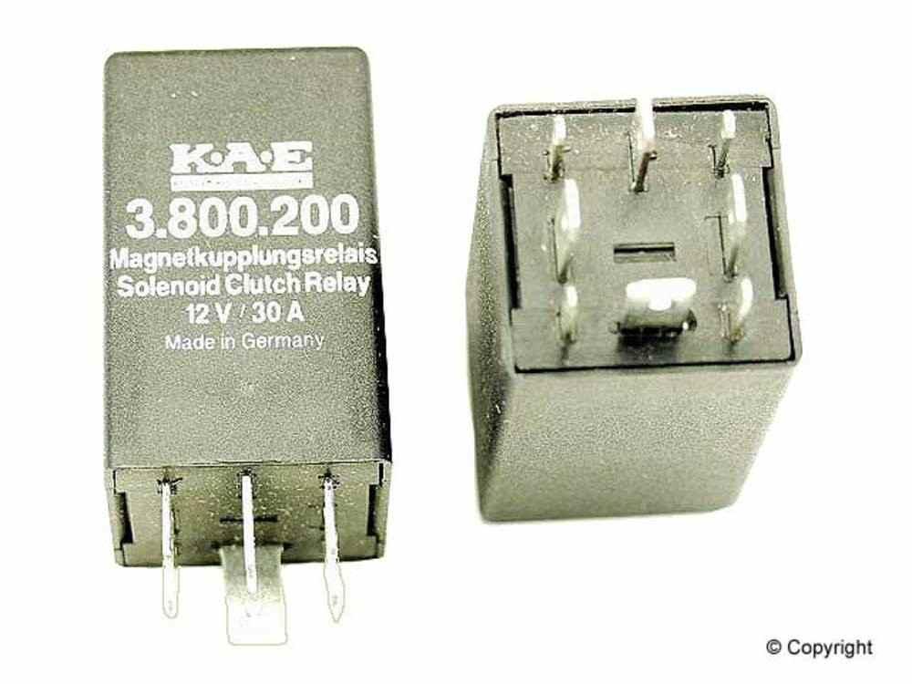 WD EXPRESS - K.A.E. A/C Compressor Control Relay A/C Compressor Control Relay - WDX 835 54034 303