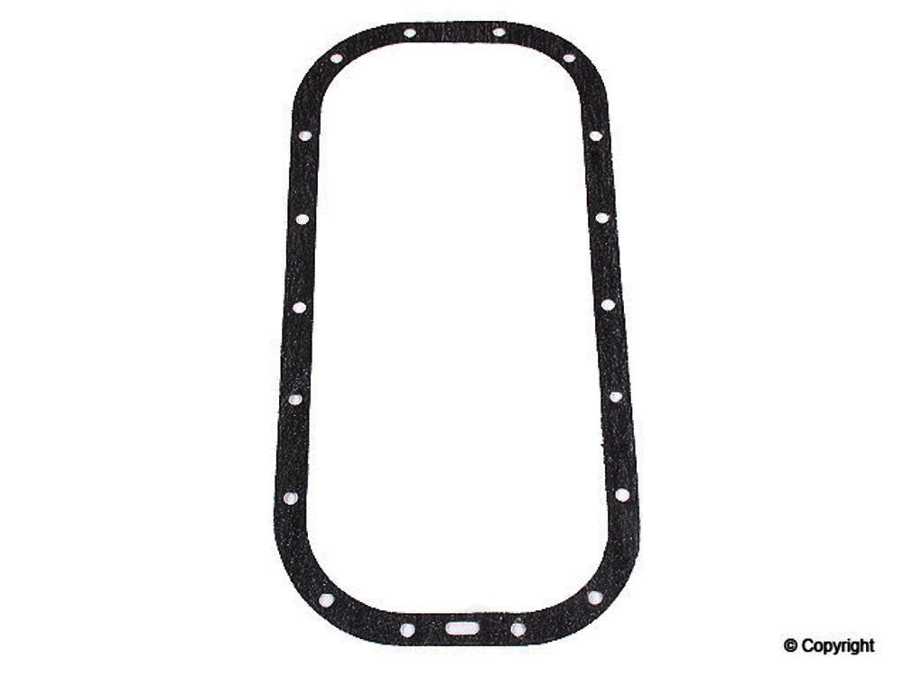 Elwis -  Engine Oil Pan Gasket - WDX 215 53011 609