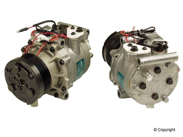 Behr - Behr A/C Compressor - WDX 656 46002 036