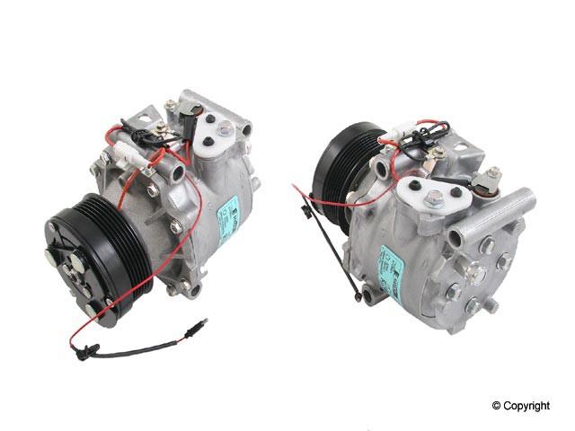 Sanden - Sanden A/C Compressor - WDX 656 46002 073