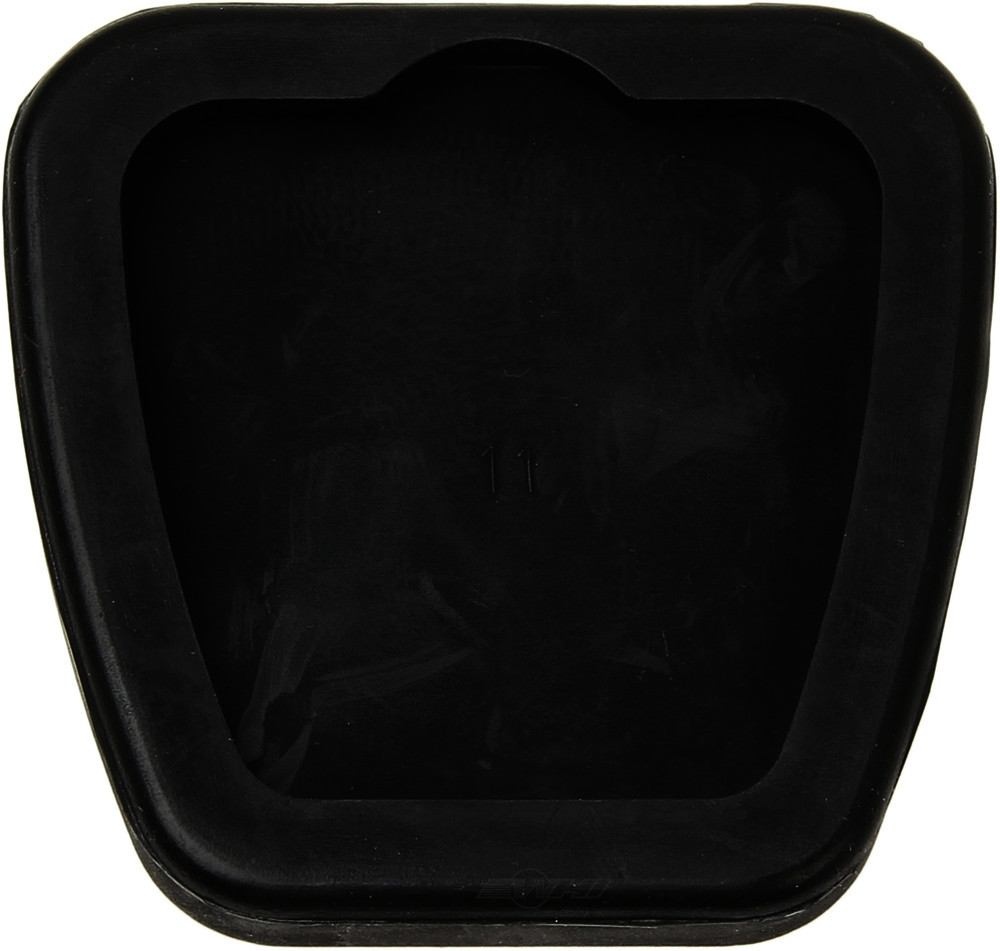 Genuine -  Brake Pedal / Clutch Pedal Pad - WDX 626 21002 001