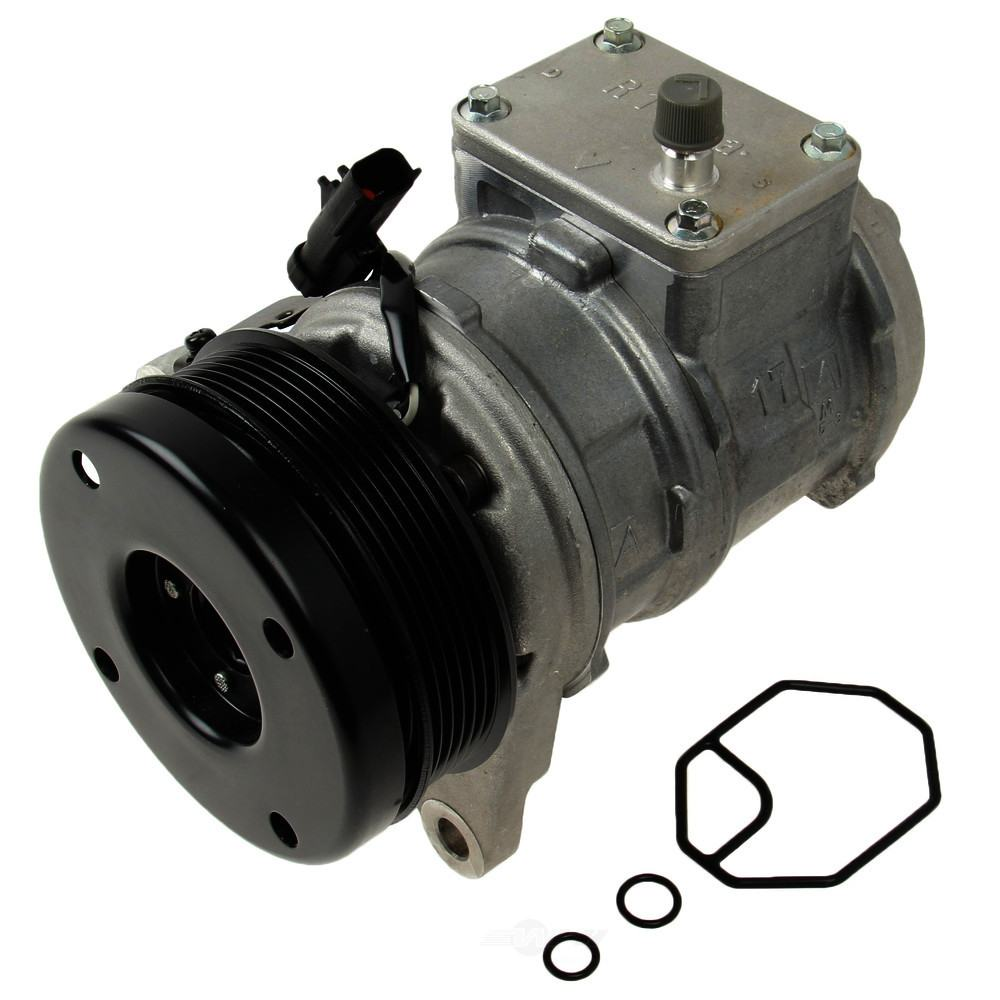 Denso -  New A/C Compressor A/C Compressor - WDX 655 14001 122