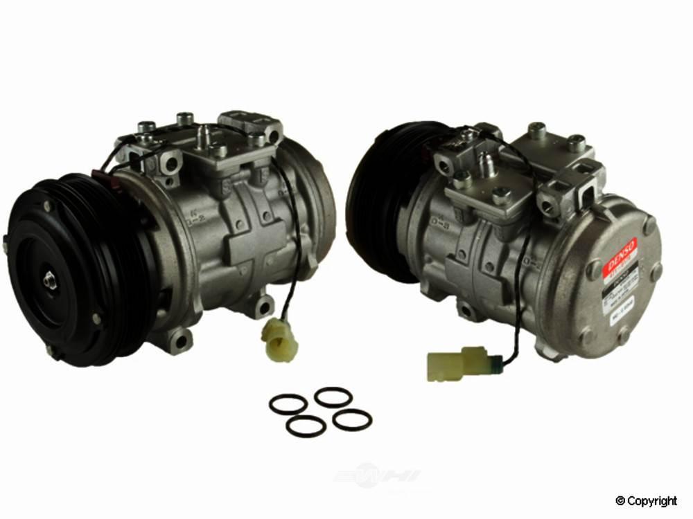 Denso -  New A/C Compressor - WDX 656 21018 122
