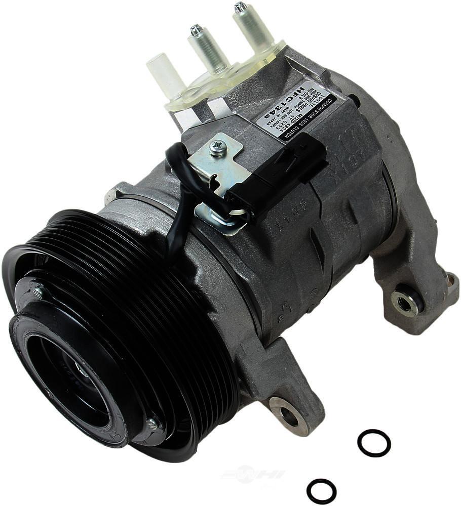 Denso -  New A/C Compressor - WDX 655 14002 122