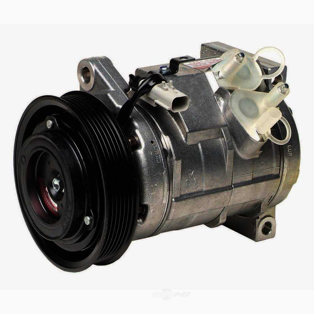 Denso -  New A/C Compressor A/C Compressor - WDX 655 14003 122