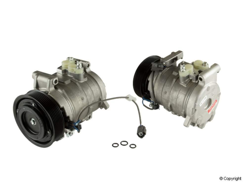 WD EXPRESS - Denso New A/C Compressor - WDX 656 21050 122