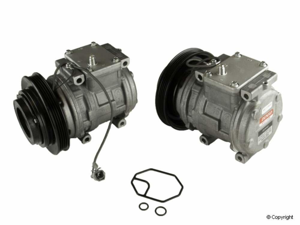 WD EXPRESS - Denso New A/C Compressor A/C Compressor - WDX 656 51075 122