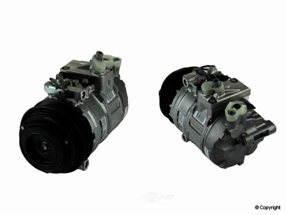 Denso -  A/C Compressor - WDX 656 33011 039
