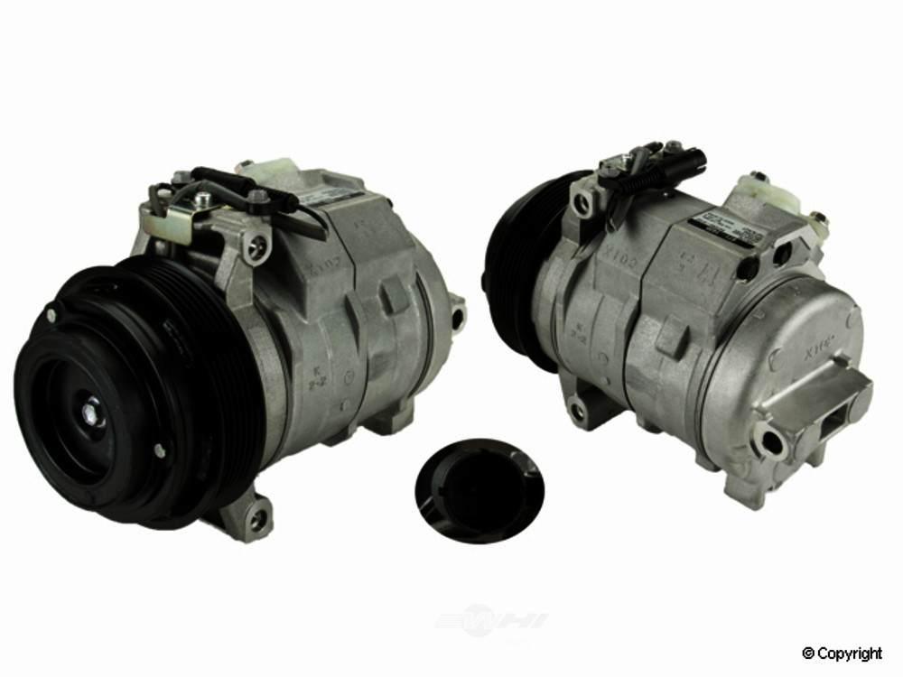 Denso -  A/C Compressor - WDX 656 33042 039