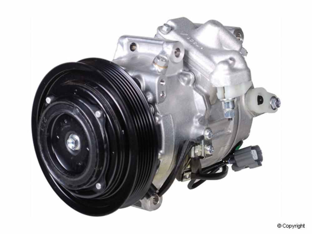 WD EXPRESS - Denso New A/C Compressor - WDX 656 01001 122