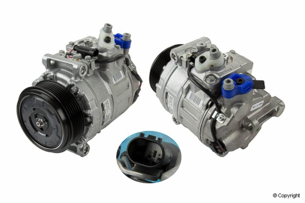 WD EXPRESS - Denso A/C Compressor - WDX 656 33047 039