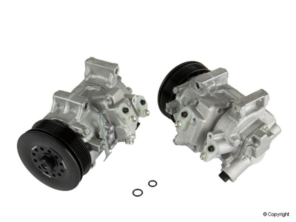 WD EXPRESS - Denso New A/C Compressor - WDX 656 51079 122