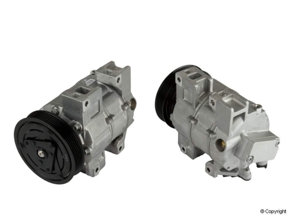 WD EXPRESS - Denso New A/C Compressor A/C Compressor - WDX 656 38033 122