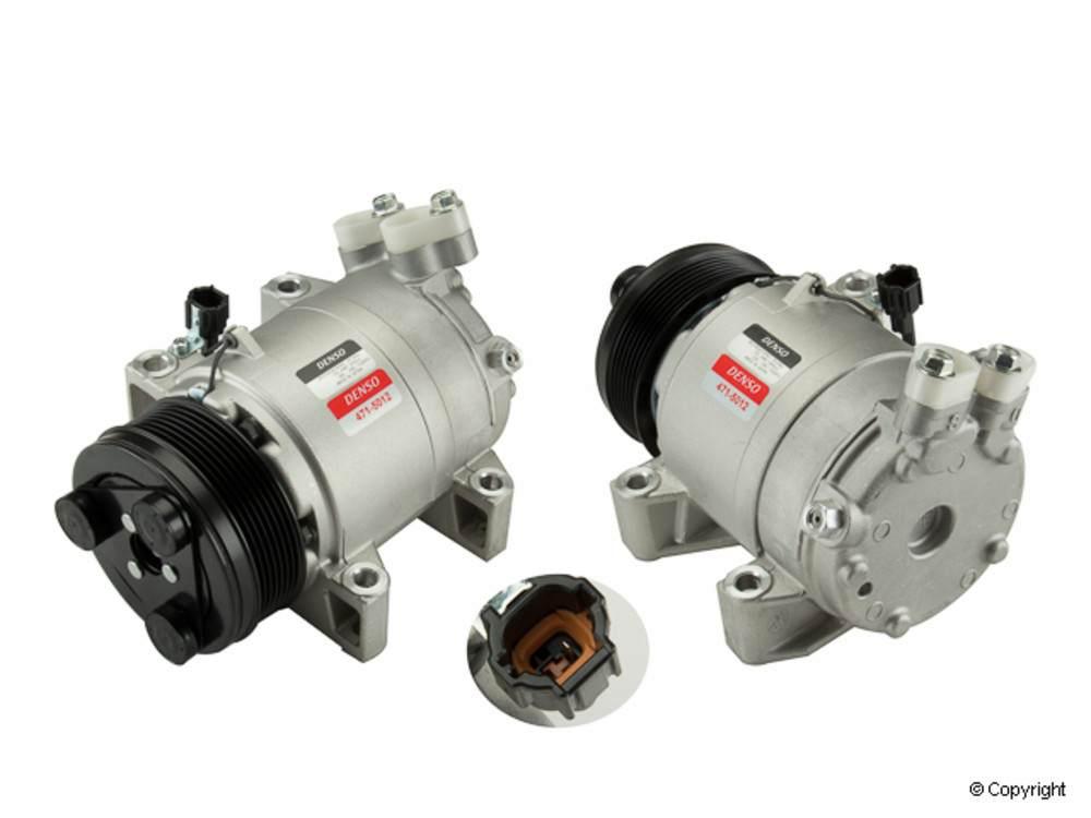 WD EXPRESS - Denso New A/C Compressor A/C Compressor - WDX 656 38037 122