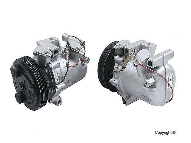 Aftermarket Reman - Aftermarket Remanufactured A\/C Compressor - WDX 656 46003 771