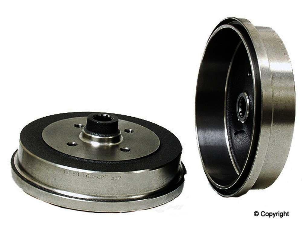 ATE -  Brake Drum - WDX 406 43001 237