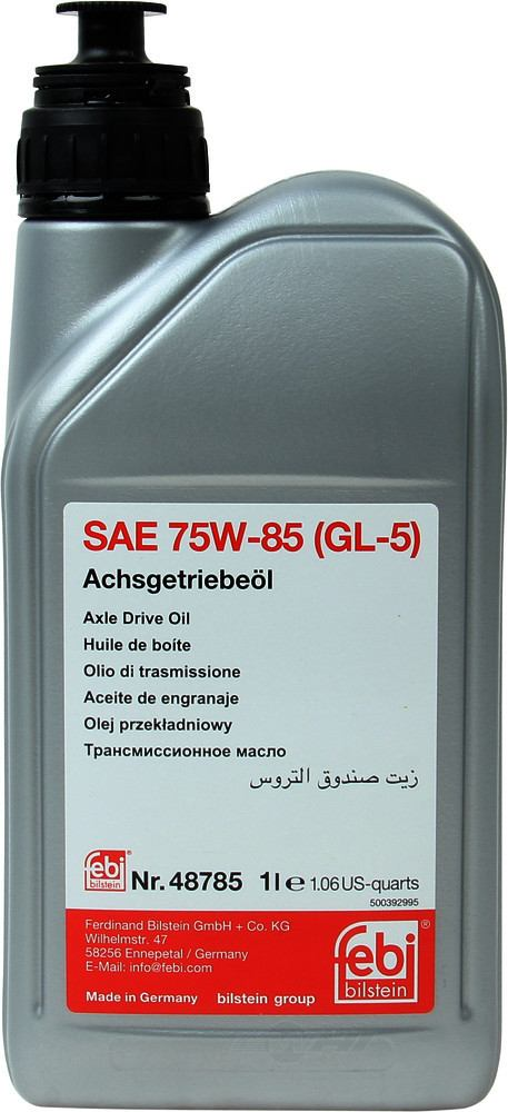 Febi -  Differential Oil Differential Oil - WDX 973 33012 280