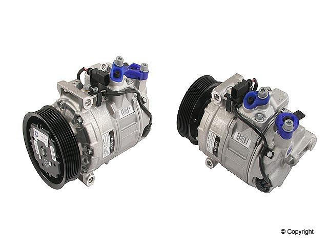ACM - ACM A/C Compressor - WDX 656 54020 231