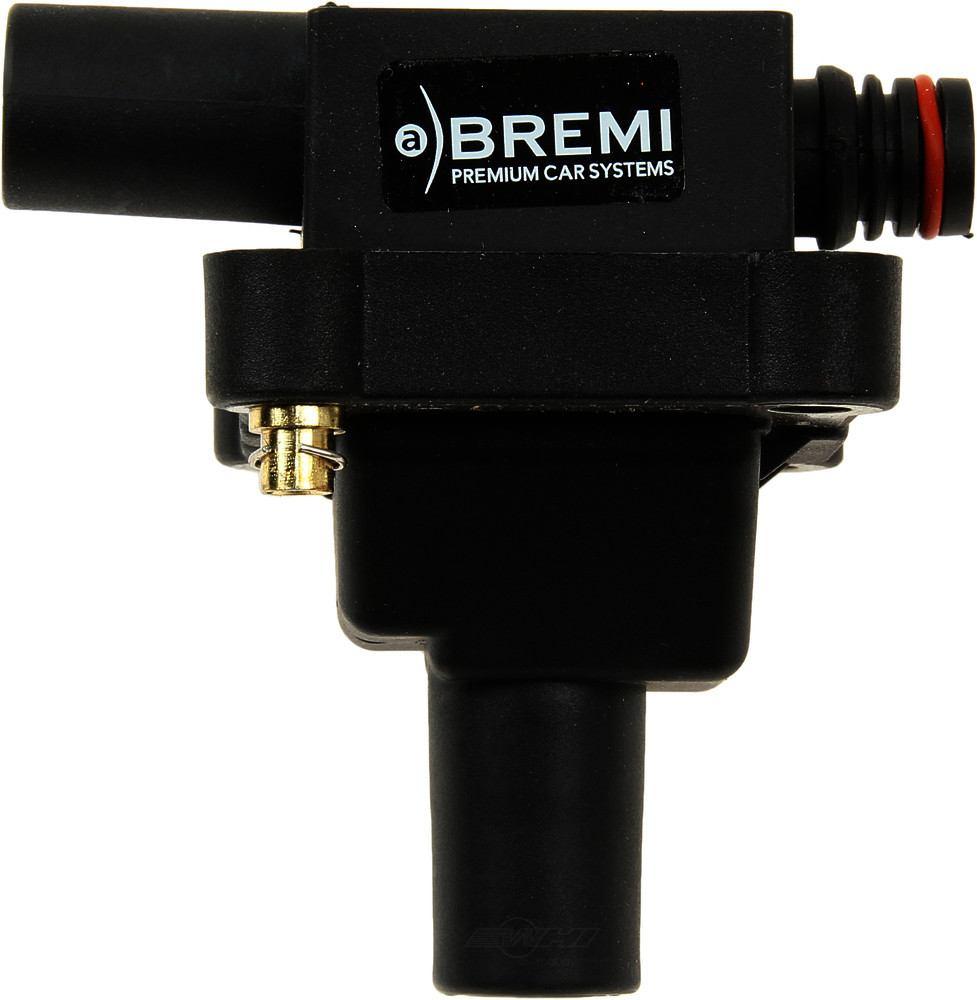 Bremi -  Direct Ignition Coil - WDX 729 33003 566
