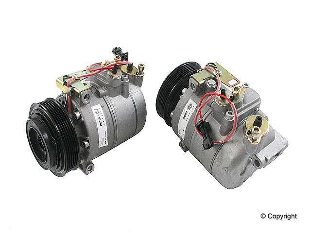 Behr - Behr A/C Compressor - WDX 656 46007 036