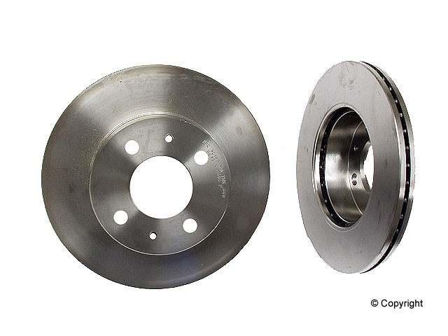 BPI - BPI Disc Brake Rotor - WDX 405 23007 562