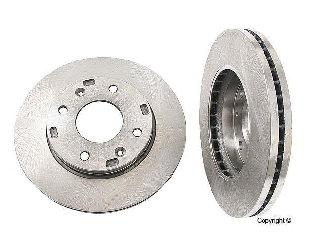 Gold - Gold Disc Brake Rotor - WDX 405 23023 755