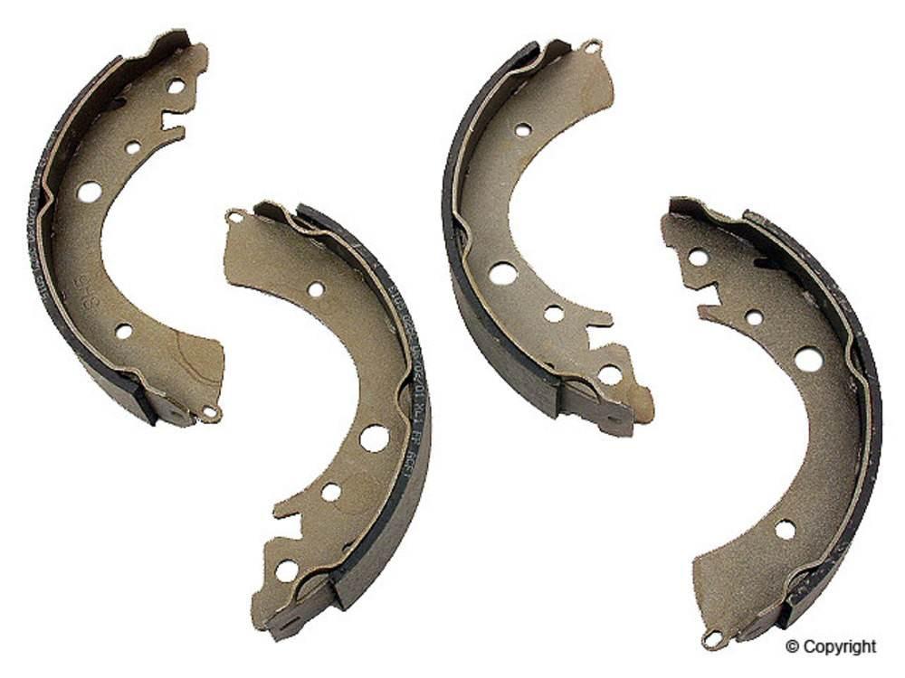 IMC MFG NUMBER CATALOG - Enduro Drum Brake Shoe (Rear) - IMM SRB 545
