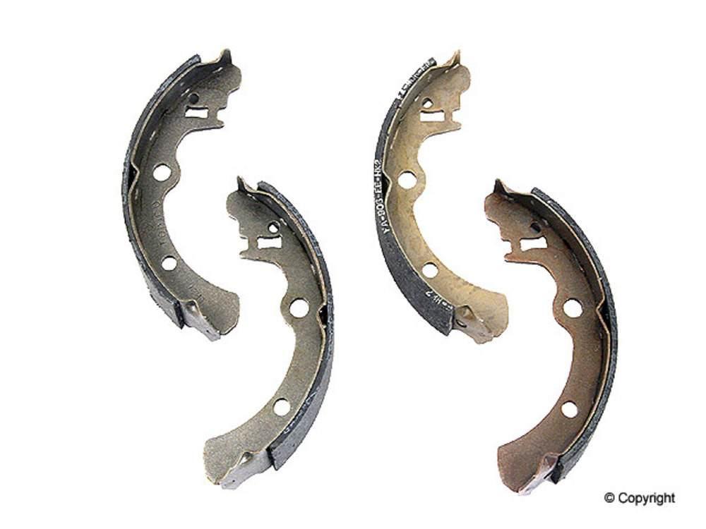 Enduro -  Drum Brake Shoe (Rear) - IMM SRB 562