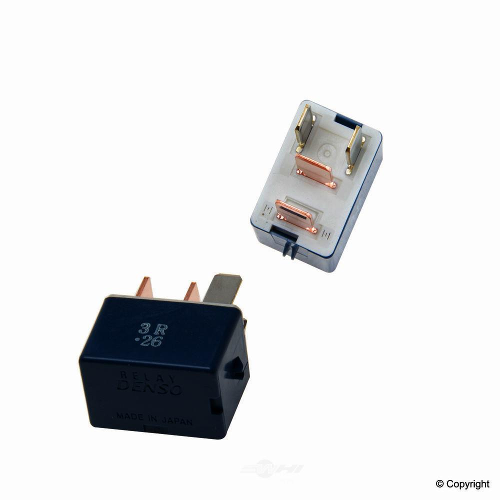 Denso -  Heated Seat Relay - WDX 835 51001 039