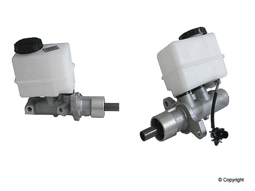 Genuine -  Brake Master Cylinder - IMM 58510 34330