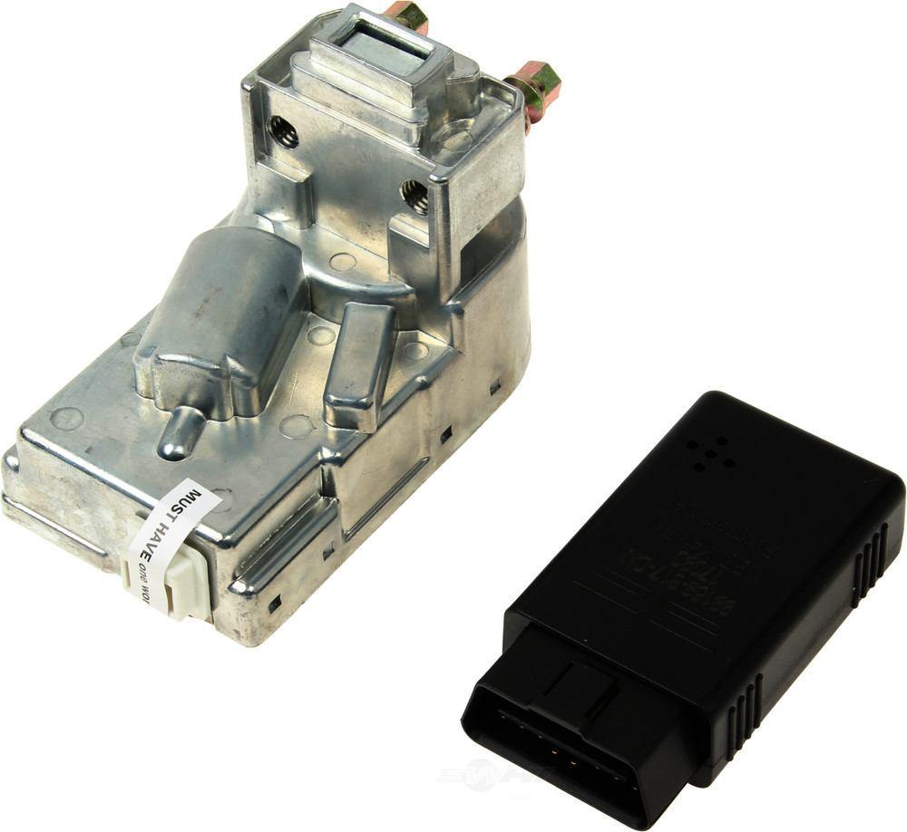 Dorman -  Steering Column Lock Actuator - WDX 810 38003 602