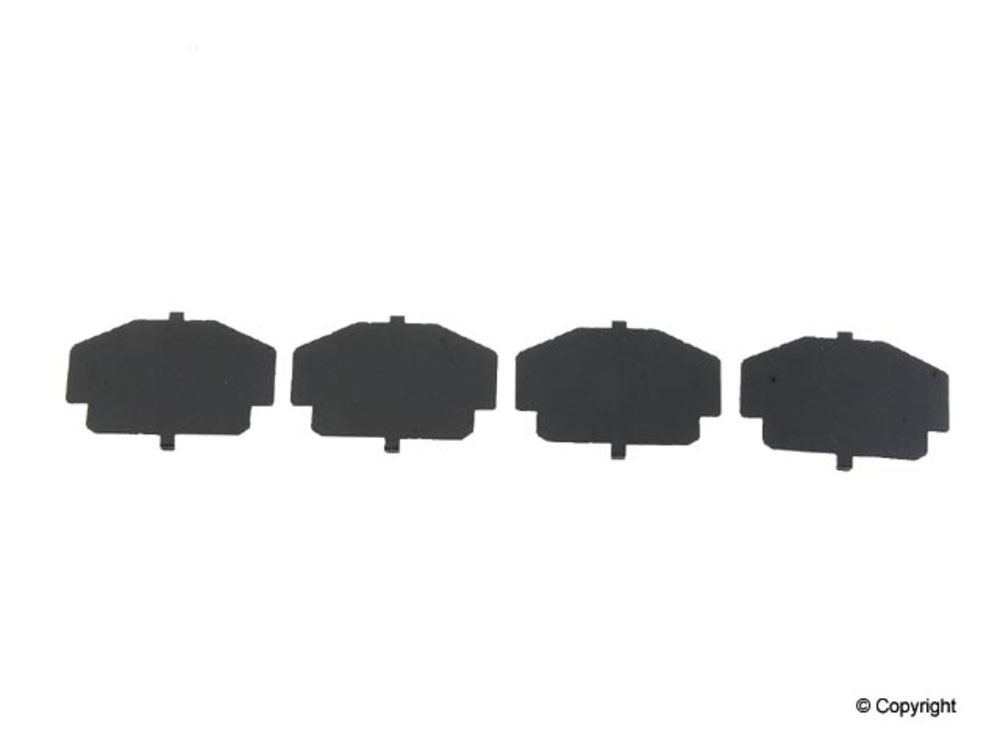 BBP -  Disc Brake Pad Shim (Front) - IMM 8800