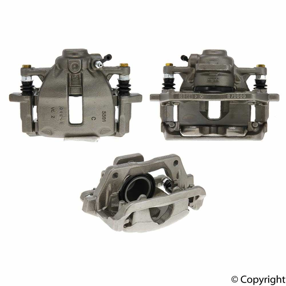 IMC MFG NUMBER CATALOG - Original Performance Disc Brake Caliper Bracket (Front Left) - IMM 612 06 558
