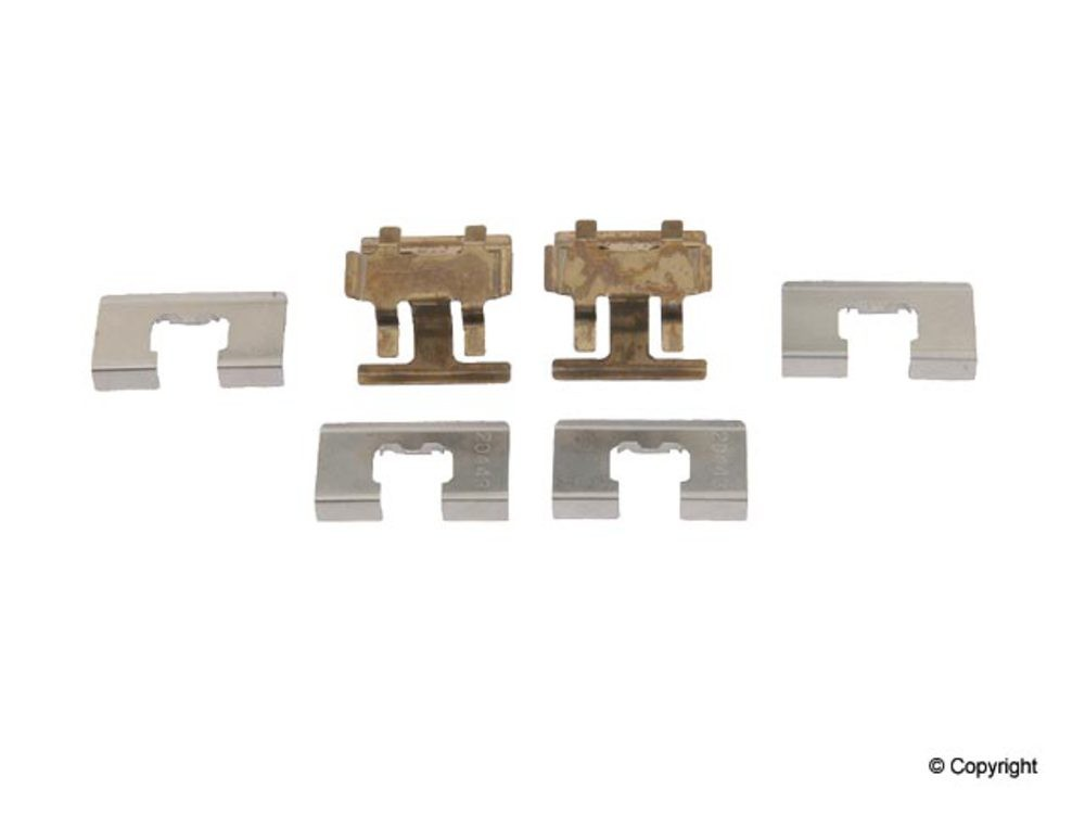 Original -  Performance Disc Brake Hardware Kit (Rear) - IMM 13213