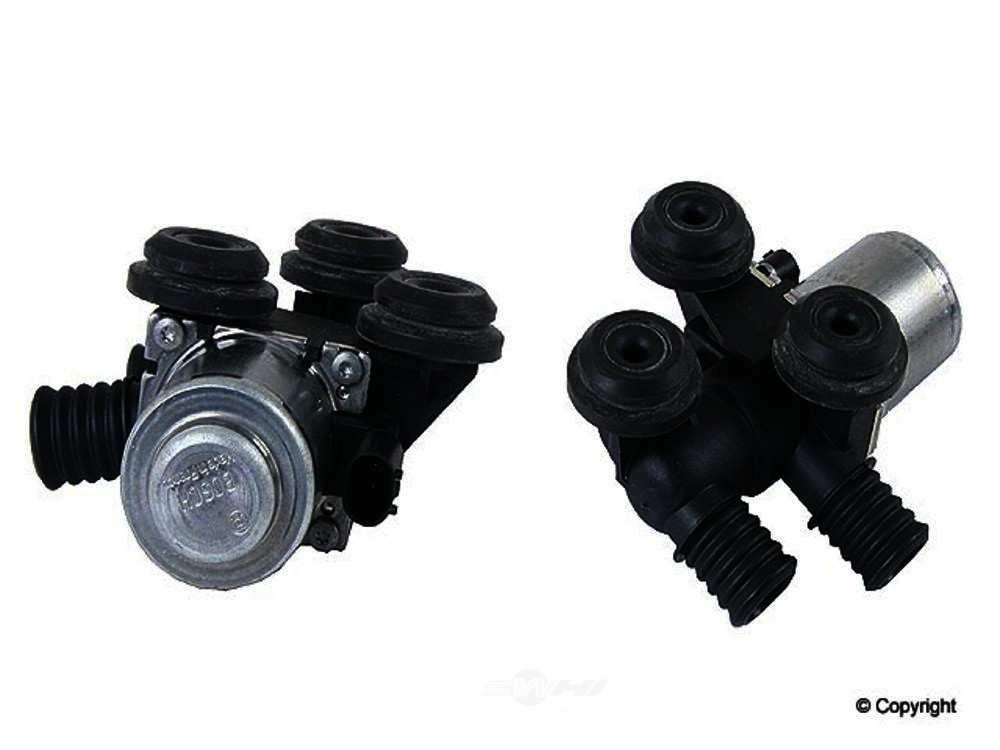 Genuine -  HVAC Heater Control Valve - WDX 653 06019 001
