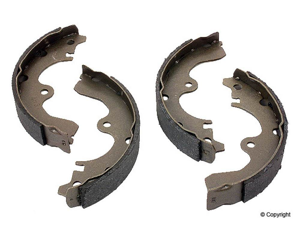 IMC MFG NUMBER CATALOG - Enduro Drum Brake Shoe (Rear) - IMM SRB 642