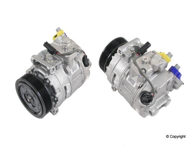 IMC - Denso New A/C Compressor - IMC 656 06032 122