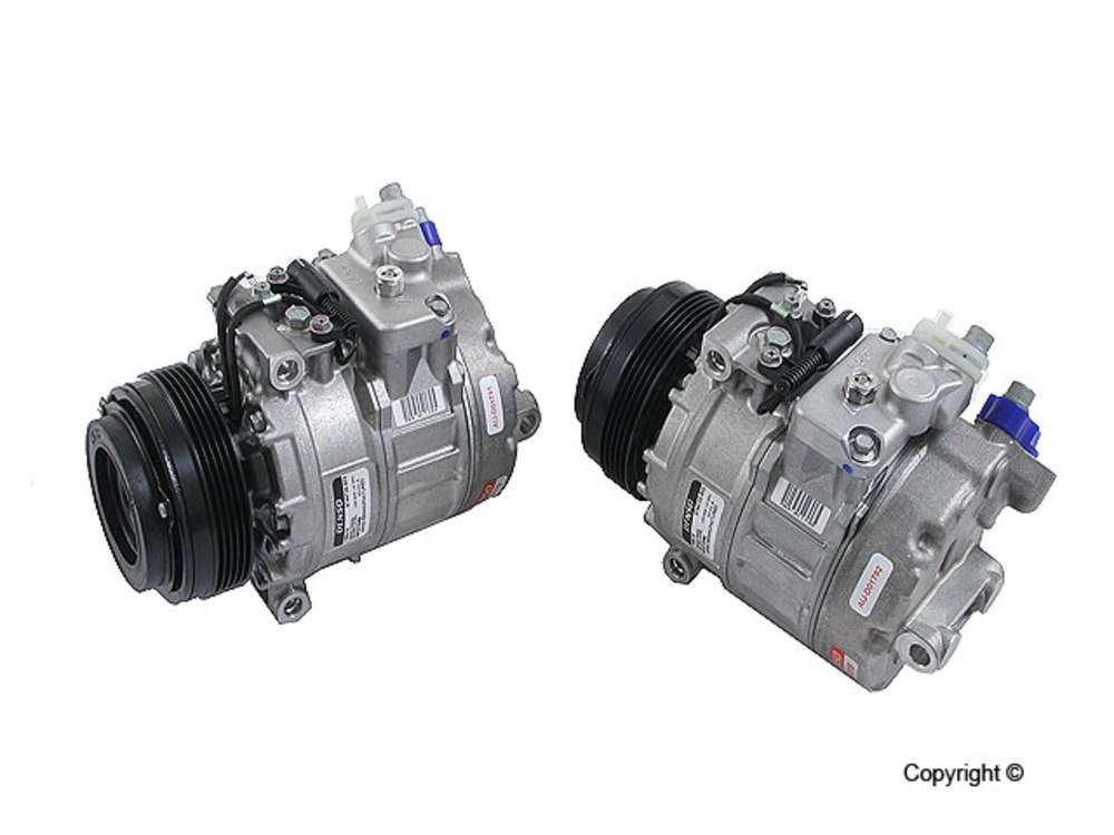 WD EXPRESS - Denso New A/C Compressor - WDX 656 06008 122