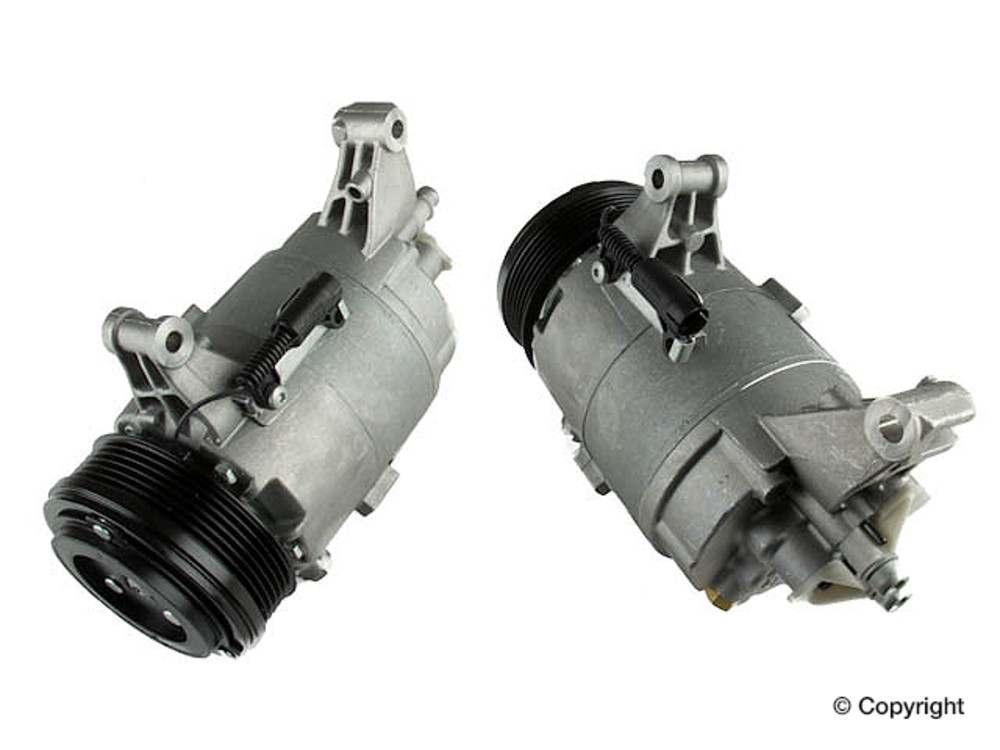 WD EXPRESS - Denso A/C Compressor - WDX 656 06041 039