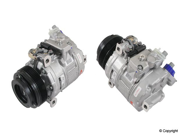 IMC - Denso New A/C Compressor - IMC 656 06037 122