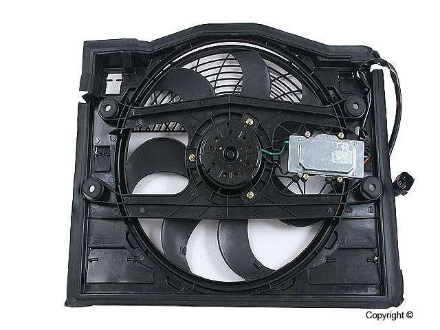 CoolXPert - CoolXPert A\/C Condenser Fan Motor - WDX 902 06031 585